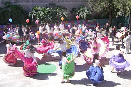 Área socio cultural secundaria