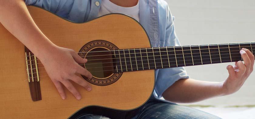 Club guitarra primaria