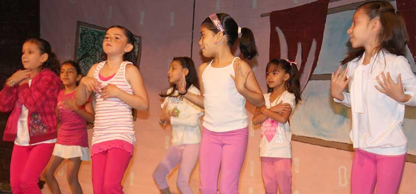 club baile primaria