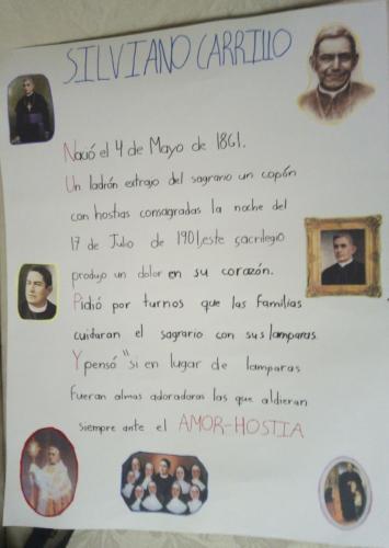Silviano CarrilloAutor: Daniel PerezSecundaria