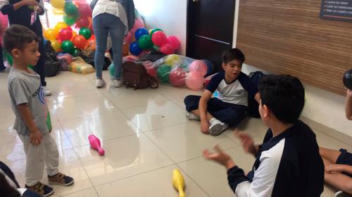 hospital-Visita al hospital civil, Fray Antonio Alcalde
